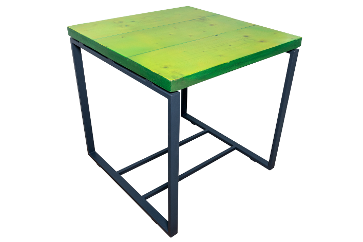 Lime Crush Cocktail Table Cover